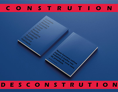 Constrution / Deconstruction: Apropriation
