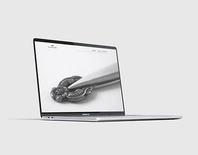 Taller La Pluma website