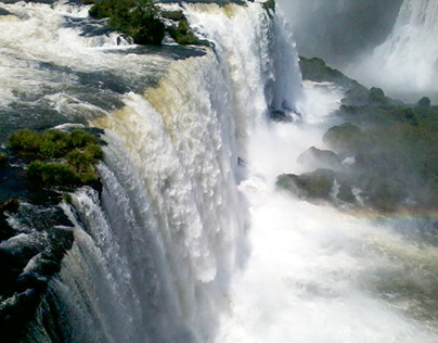 Cataratas do Iguaçú - Paraná - Brasil