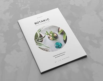Botanic Portfolio Template