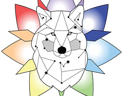2017 - Logo & Branding - W.O.L.F.