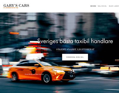 Gary's Cars