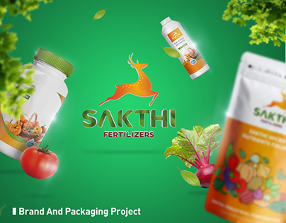 Sakthi Fertilizers_Branding Project