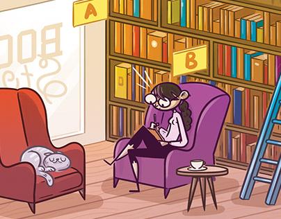 Illustrations / ELT Books
