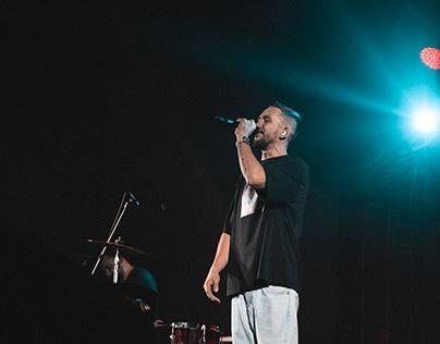 Pizza | Concert Backstage