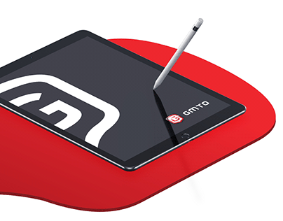 GMTO logo & shop rebranding