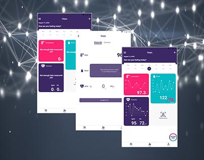 Health care mobile app