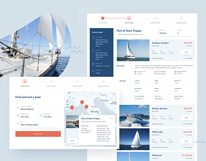 Boat and Yacht Charter Booking for WordPress