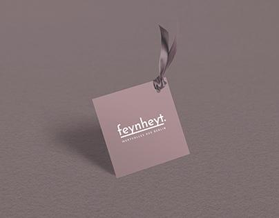 FEYNHEYT – Visual Identity for local Fashion Label