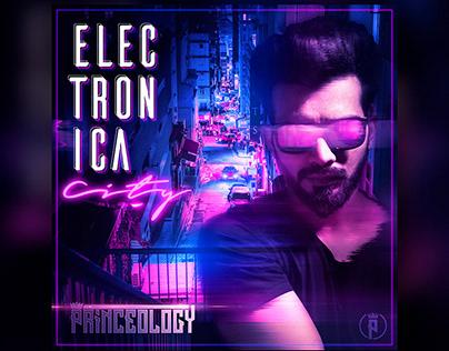 Electronica City | Album Artwork