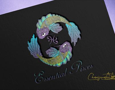 Essential Pisces Logo Design