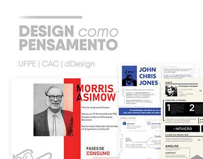 Design como Pensamento - Infográficos