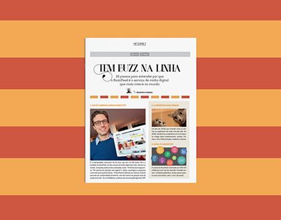Revista Época Negócios - Buzzfeed