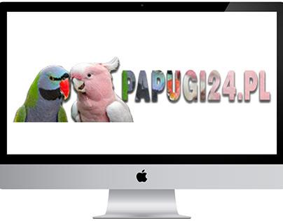 Papugi24 Logotyp