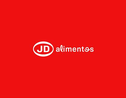 JD Alimentos ⏤ Branding