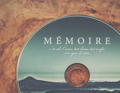 Cd design // Memoire