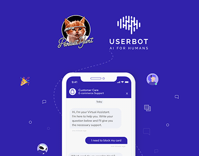 Userbot product video