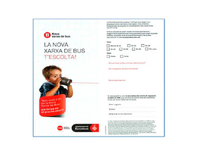 Nova xarxa de busos AYTO.BARCELONA