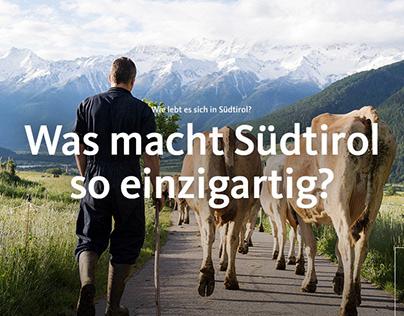 Rebrush for IDM Südtirol
