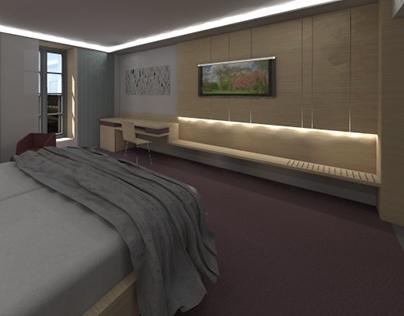 HOTEL ITERIOR IN PRAGUE