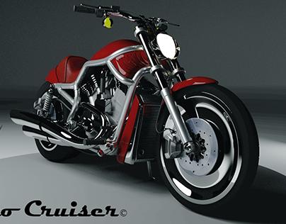 Moto Cruiser - trabajo academico