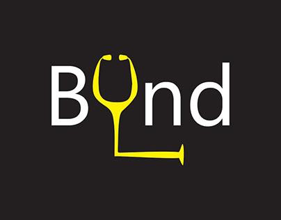 Name logo design Dr.blnd