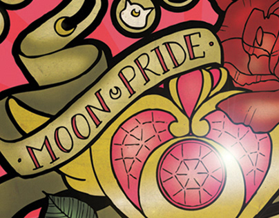 My Moon Pride Art Tributes
