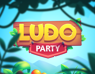Game Art - Ludo Party