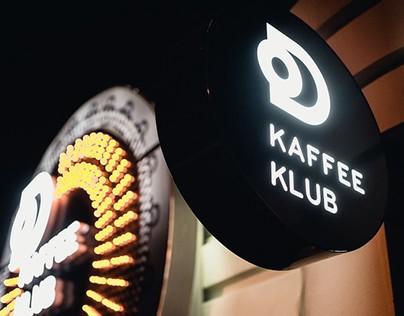 D KAFFEE KLUB - corporate identity