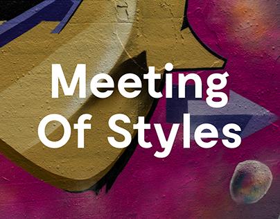 Meeting Of Styles 2016