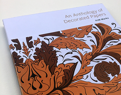 An Anthology of Decorated Papers - Book Redesign