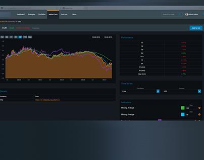 Investment portfolio management platform