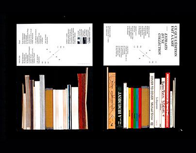 Ce que l'édition fait à l'art —communication expo.