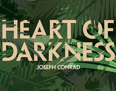 Heart of Darkness Book Cover