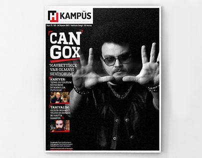 Hürriyet Kampus Magazine