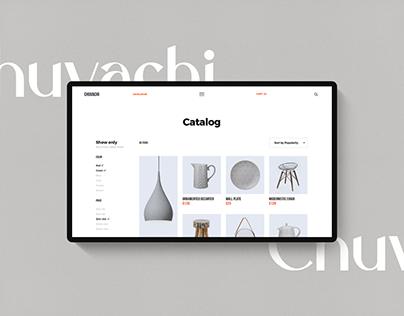 CHUVACHI   Ecommerce for furniture