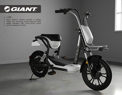 Giant Electric Vehicle - L168