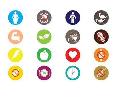 Icon Design for Pure Plates