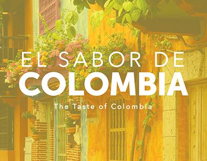 El Sabor de Colombia