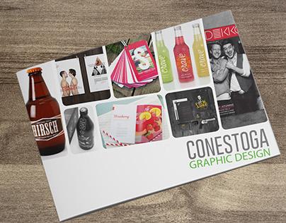 Conestoga College – Graphic Design Promotion Booklet
