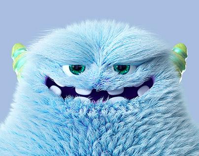 Furry Monster's Vol.1