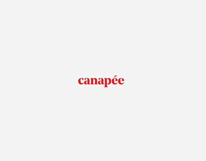 Canapée