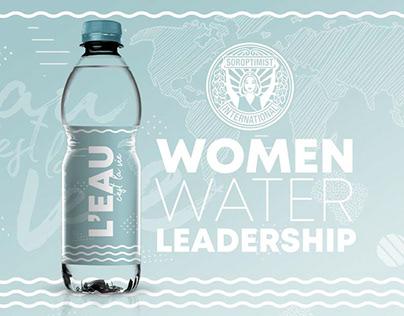 Women Water Leadership-SOROPTIMIST