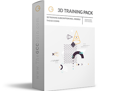 GCC3D product packaging