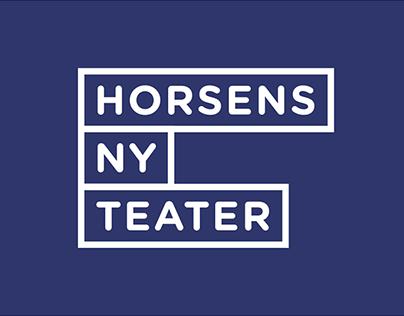 Horsens Ny Teater / Redesign