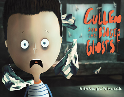 Cullen And The Boogie Ghosts