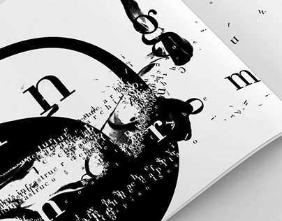 字型小書實驗 Experimental Typography Book