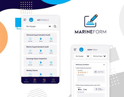 Marine Form