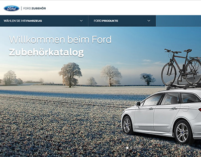 Ford Online Accessory Catalogue