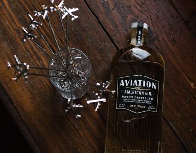 Aviation Gin 100-year Anniversary